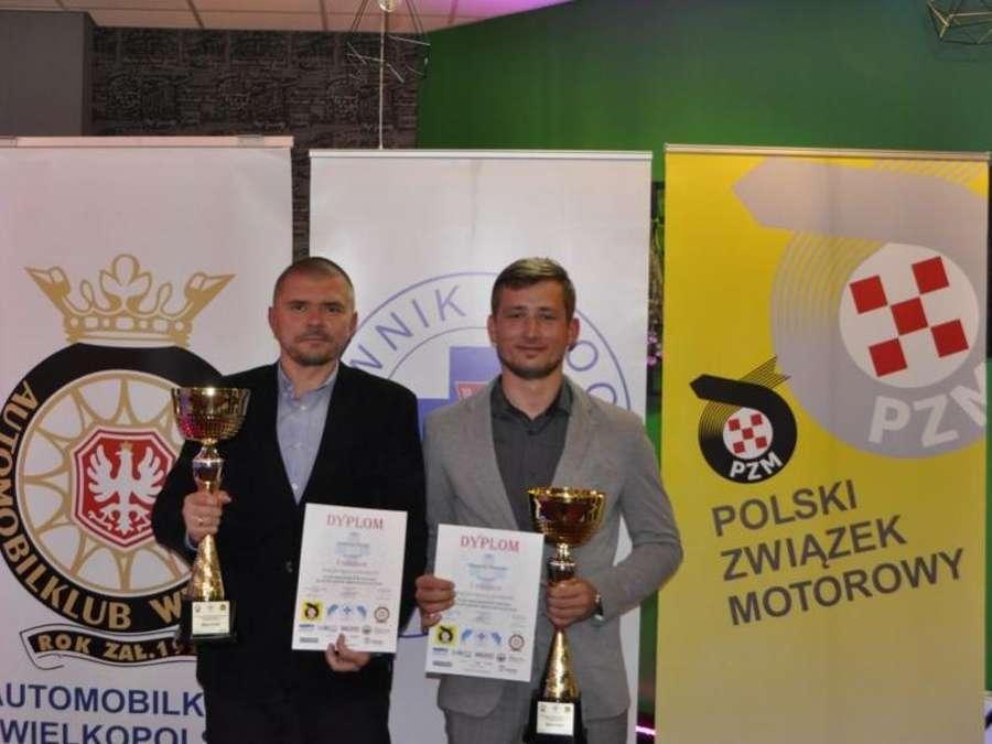 foto -Automobilklub Mielecki ma nowych Mistrzów Polski.
