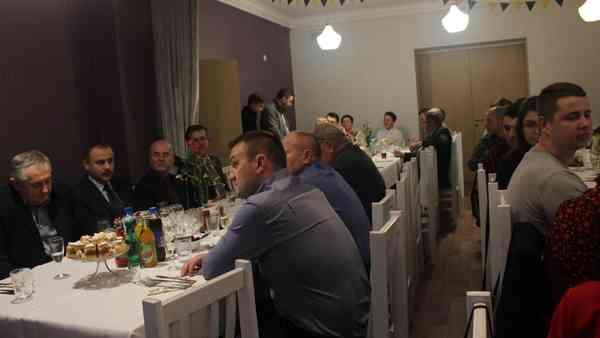 foto artykuł - Noworoczne spotkanie Automobilklubu Mieleckiego.