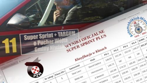 foto -Super Sprint + oraz Super Sprint Targum na mecie!