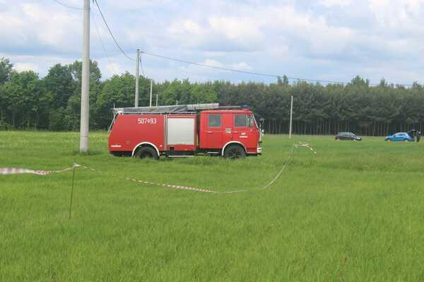 foto artykuł - I Mielecki Super Sprint TARGUM o Puchar Wójta Gminy Wadowice Górne dojechał do mety.