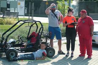 foto artykuł - Szkoleniowy Zlot Ratowników Drogowych PZM z Podkarpacia na mecie
