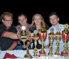 Ratownicy drogowi Automobilklubu Mieleckiego drużynowymi V-mistrzami Polski 2016